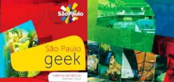 São Paulo ganha roteiro geek