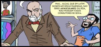 UarévArt #1: Agentes da Uarévaa – Por Luciano Abrahão