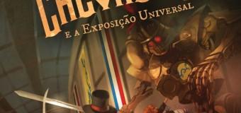 Editora Avec lança Chevalier e a Exposição Universal