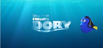 Novo trailer de Procurando Dory – Apenas continue nadando!