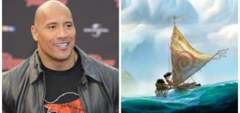 Moana – Saiu o teaser trailer da nova animação Disney, com o The Rock!
