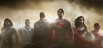 Muitas novidades sobre o filme da Liga da Justiça!