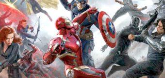 Vem aí o maior embate de super-heróis da Marvel!