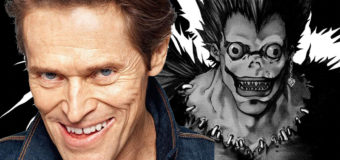 Willem Dafoe em Death Note