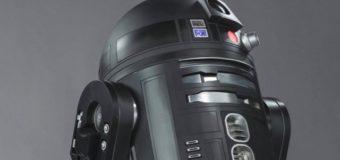 Um R2-D2 gótico suave em Rogue One