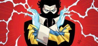 A DC continua ampliando seu TV-Verso com Raio Negro