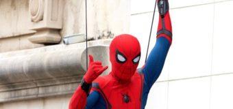 """Homem-Aranha """"chocará"""" o público em novo filme"""