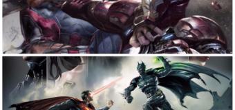 O Antagonismo Contemporâneo dos Super-Heróis