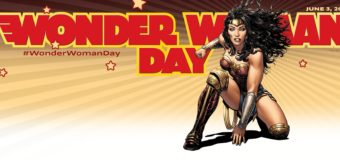 Artistas internacionais celebram Wonder Woman Day