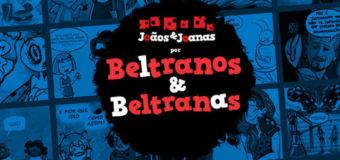 """Último livro da trilogia """"Fulano, Ciclano, Beltrano"""" completa a reunião de 150 artistas em torno de joaninhas."""