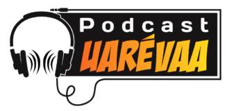 Podcast Uarévaa agora está no Catarse!